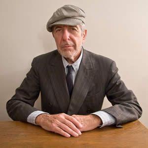 Leonard Cohen Tour Dates