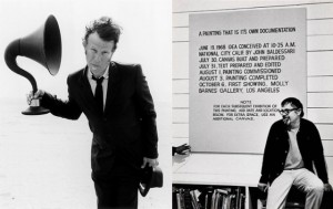 Tom Waits Baldessari