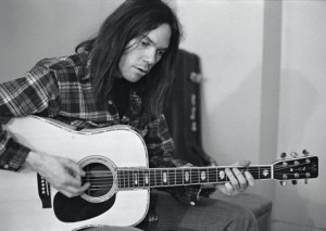 Neil Young Twisted Road