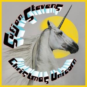 Sufjan Stevens Christmas Unicorn