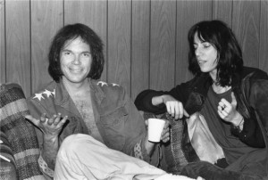 Patti Smith Neil Young
