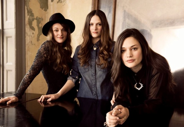 The Staves Winter Trees Video