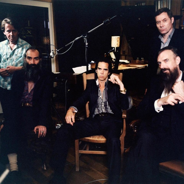 Nick Cave Bad Seeds We Know Who You Are
