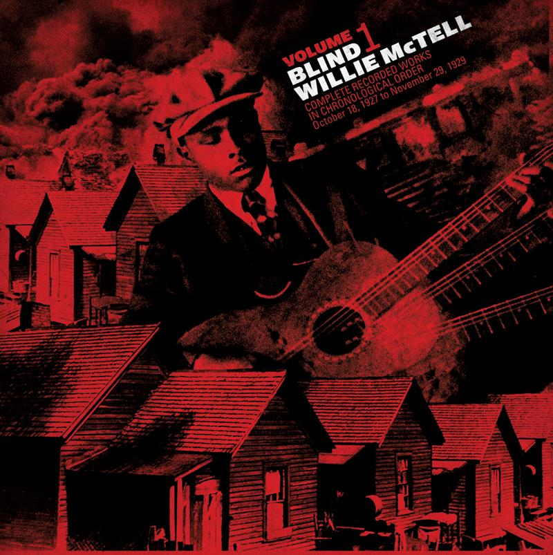 Blind Willie McTell Third Man Reissue