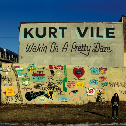 Kurt Vile Wakin on a Pretty Day