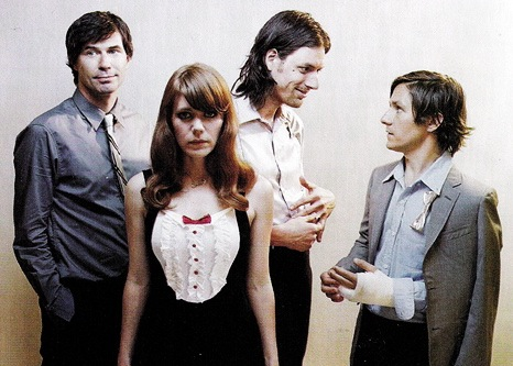 Rilo Kiley Let Me Back In