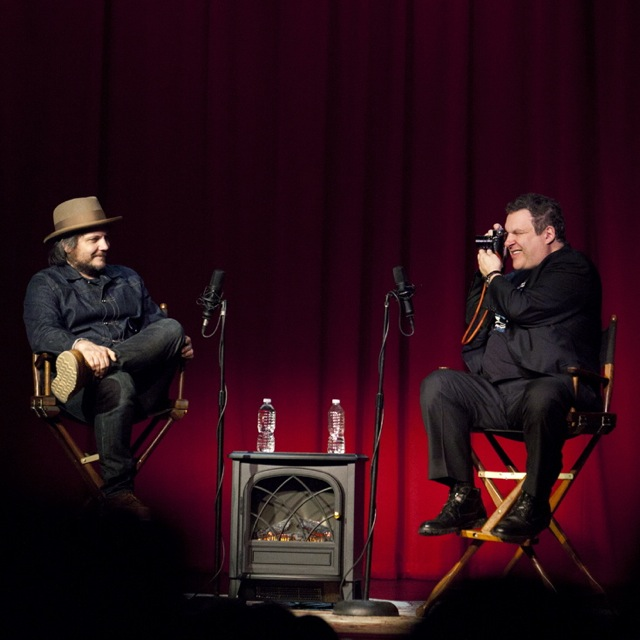 Jeff Tweedy Jeff Garlin Podcast