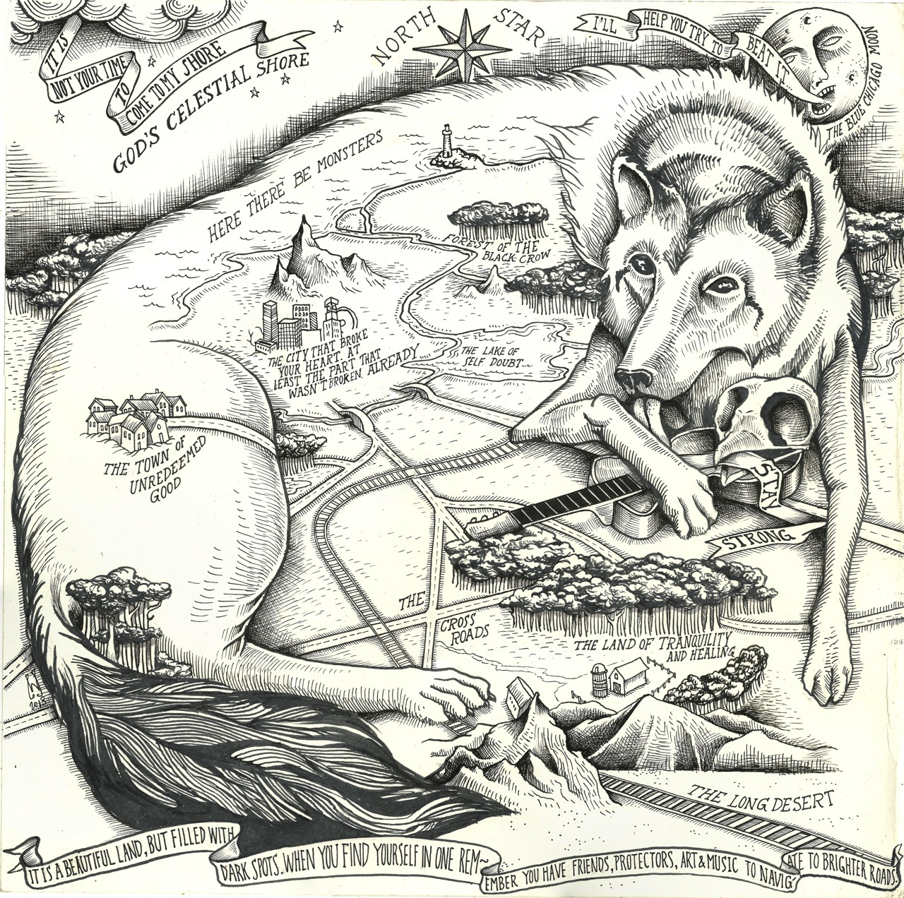 William Schaff Jason Molina Map