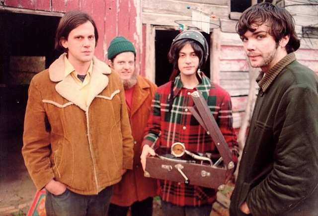 Neutral Milk Hotel Tour Dates
