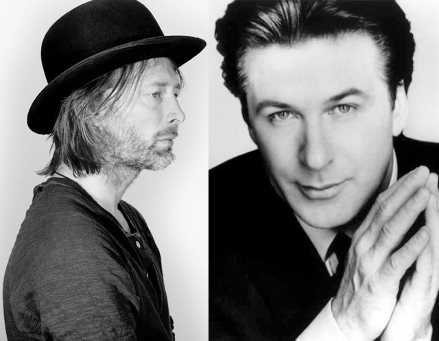 Thom Yorke Alec Baldwin Interview