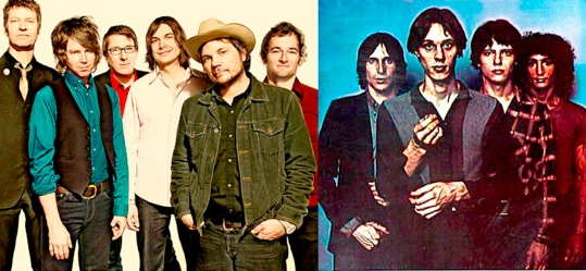 Wilco Solid Sound Cover Marquee Moon