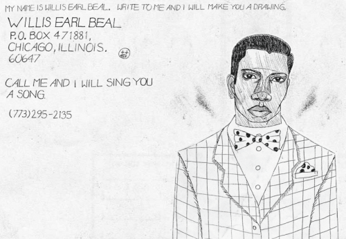 Willis Earl Beal Nobody Knows
