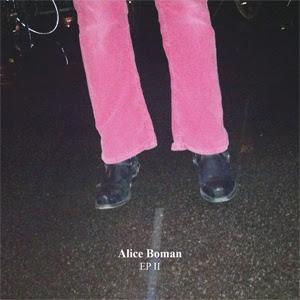 Alice Boman EP