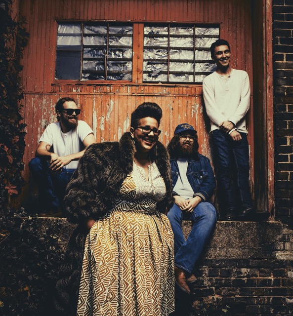 Alabama Shakes Don't Wanna Fight No More