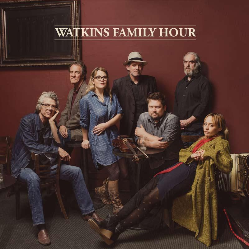 Watkins Family Hour Debut Album